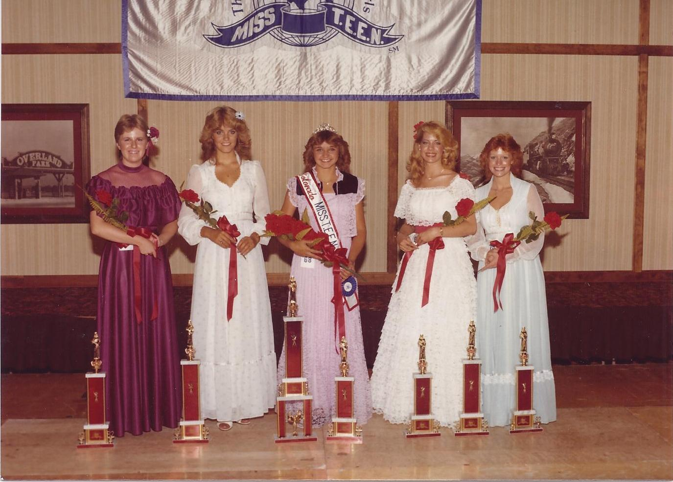 Miss T.E.E.N. Pageant, 1982