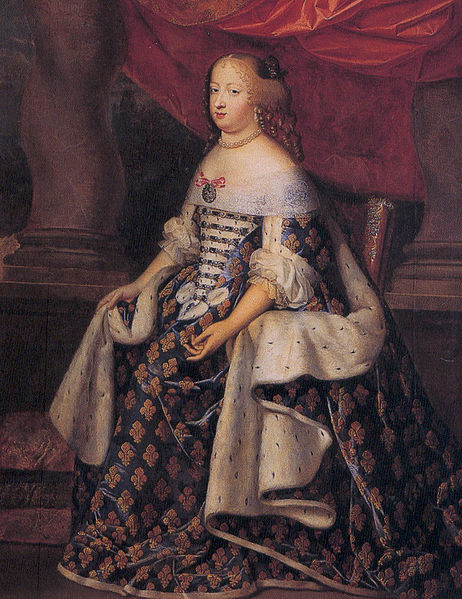 Queen Marie Therese