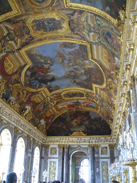 differences between italian and french baroque architecture