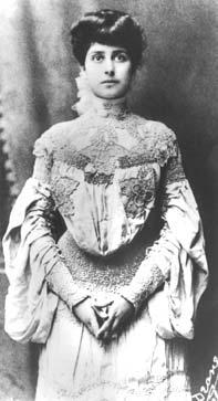 Carrie Marcus, circa 1900