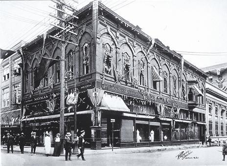 Neiman Marcus, 1907