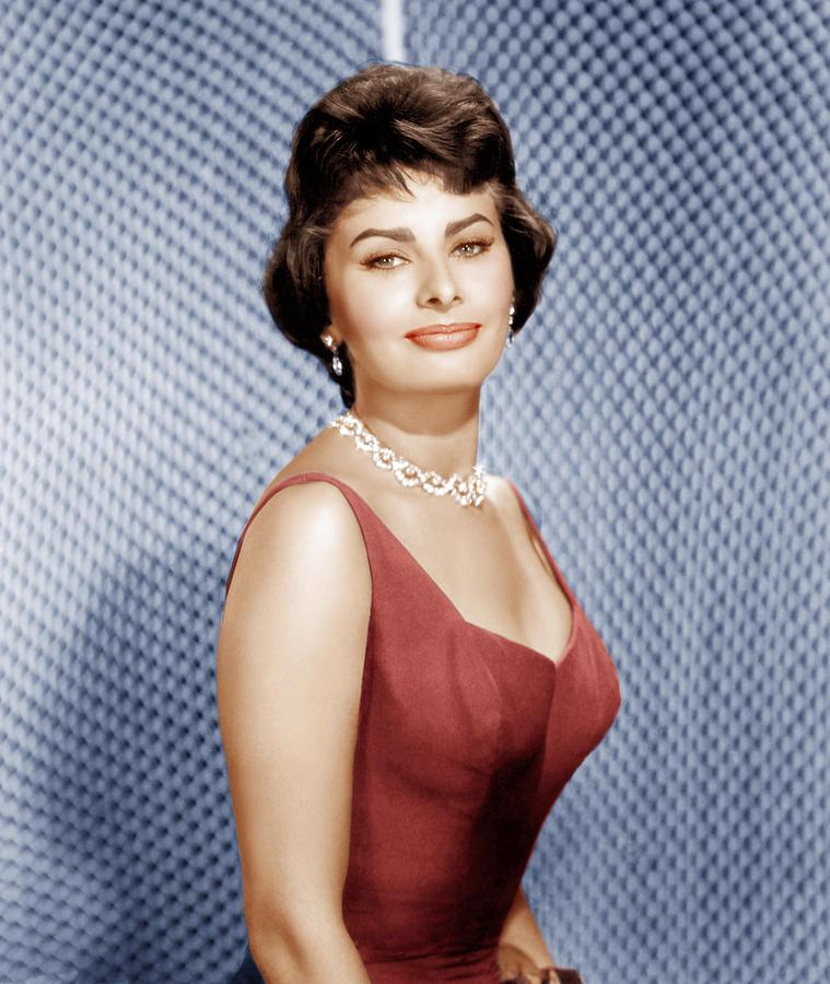 Sophia Loren, 1950's