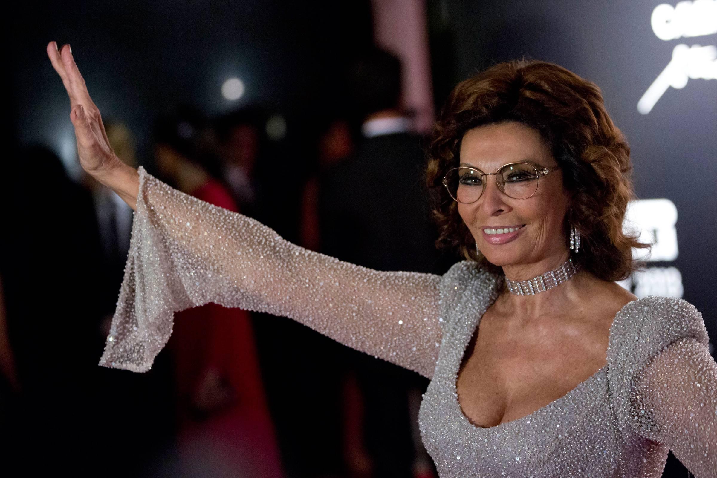 Sophia Loren 2012