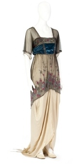 Poiret Hobble Skirt
