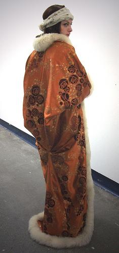 Poiret Kimono Coat, c. 1908