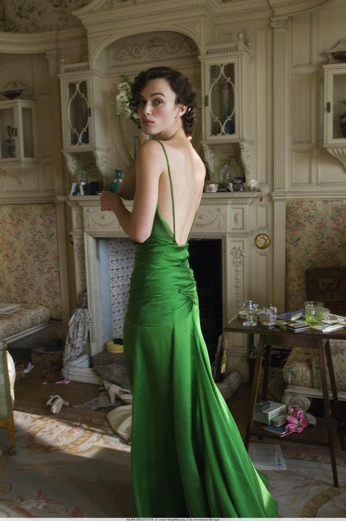 Kiera Knightley, Atonement