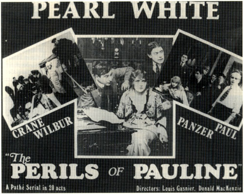 The Perils of Pauline, 1914