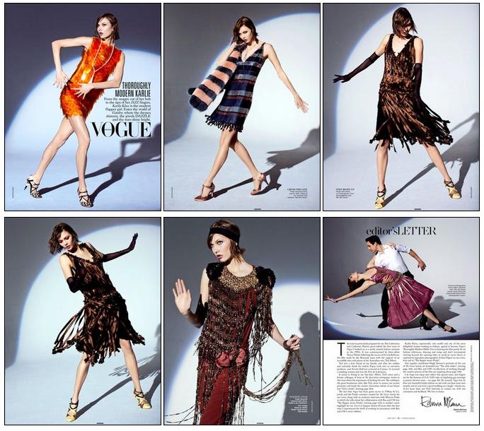 Australian Vogue, May 2013