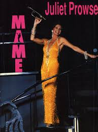 "Juliet Prowse in ""Mame"""