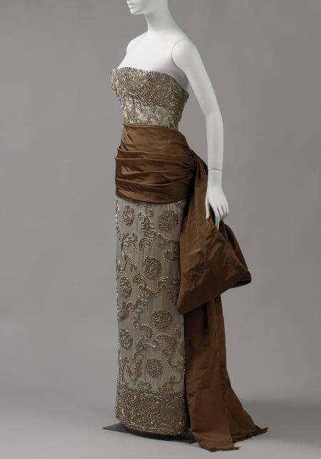 Balenciaga Evening Gown 1950