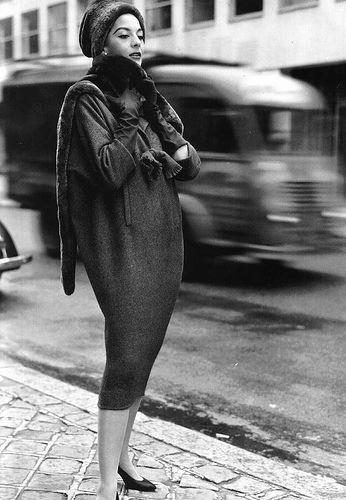 Balenciaga Sack Dress, 1957