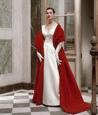 Balenciaga 1950's