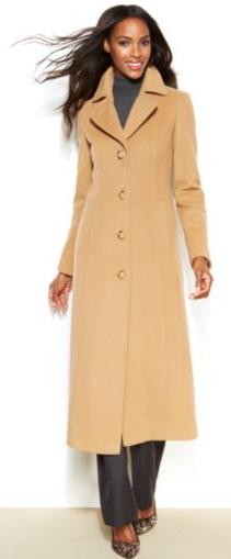 Maxi Length Coat