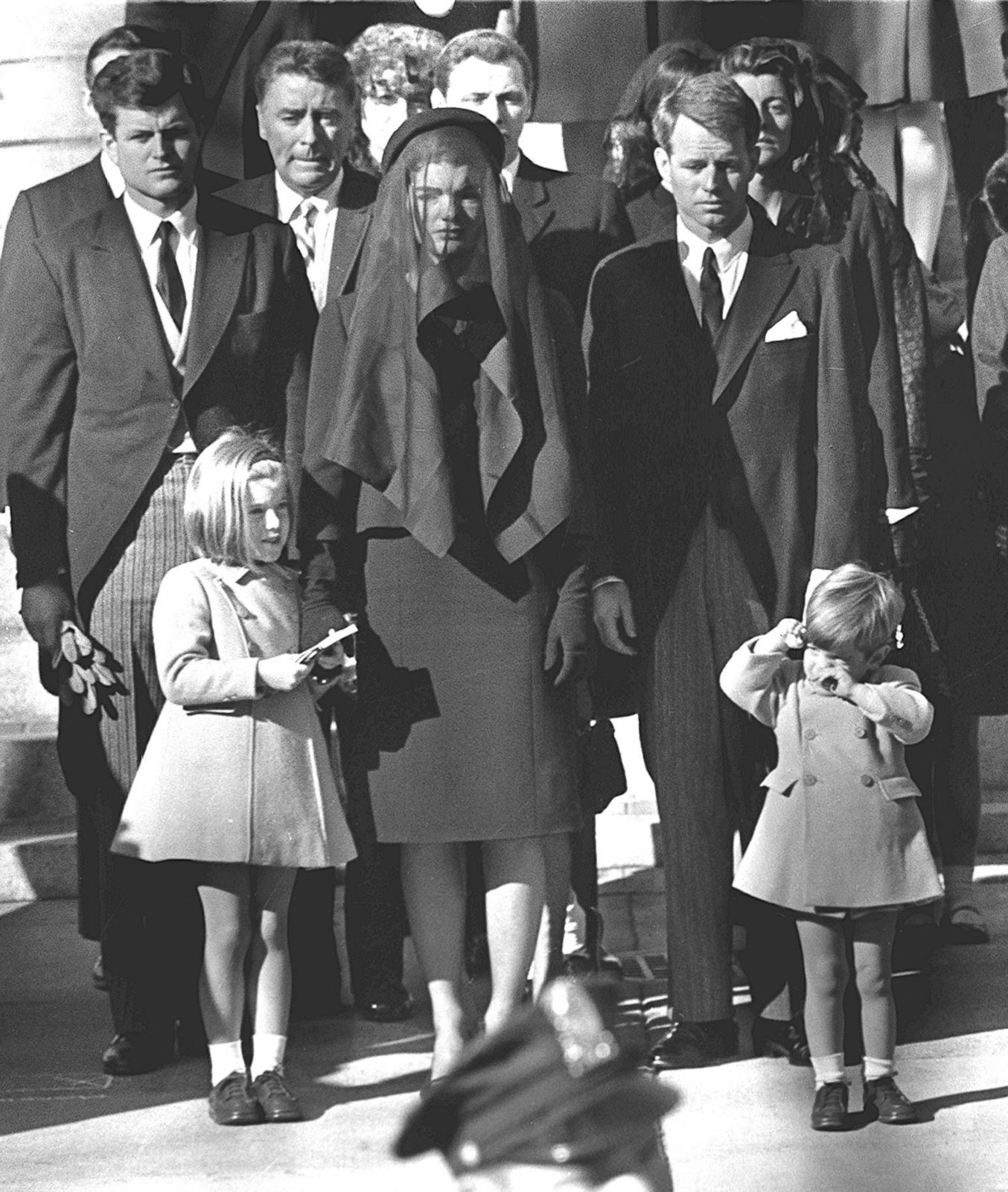 President Kennedy's funeral