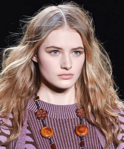 Eyes at Anna Sui