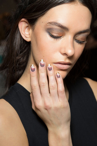 Nails at Mara Hoffman