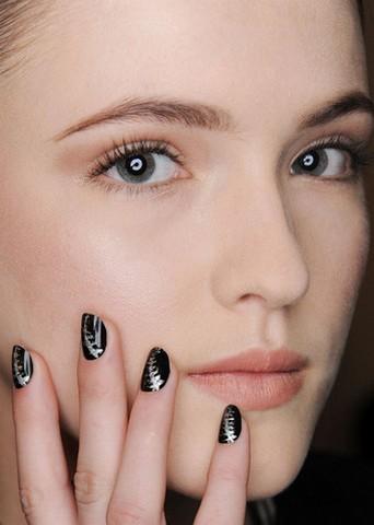 Nails as Tanya Taylor