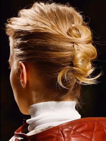 Hair Twist at Hermes