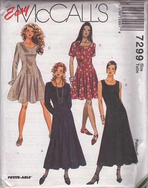 McCall's Patterns 1995
