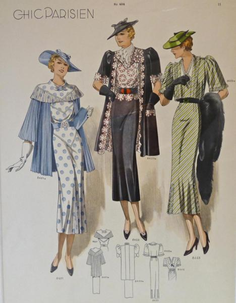 Chic Parisien 1930s