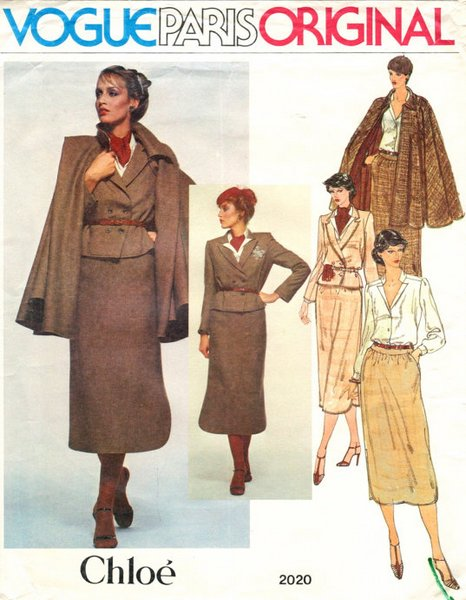 Vogue Paris Patterns, 1978