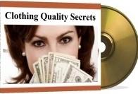Clothing Quality Secrets