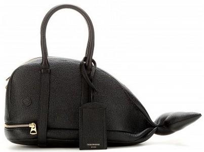 Thom Browne's Whale Bag