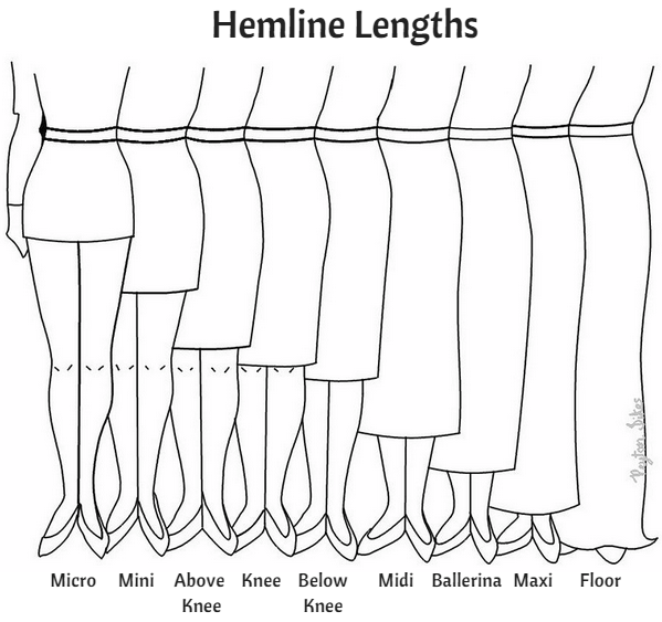 Hemline Lengths