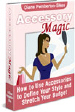 Accessory Magic has a whole chapter on shoes