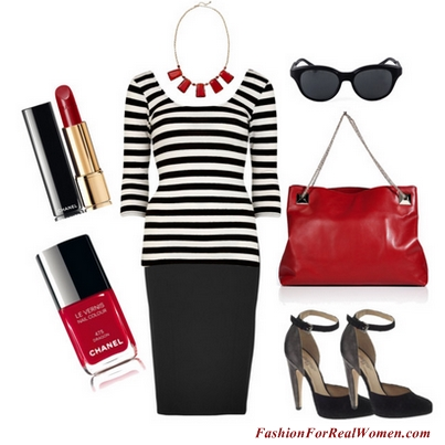 Black White and Red