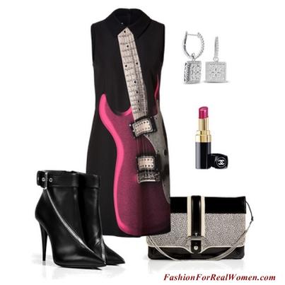 Guitar Dress