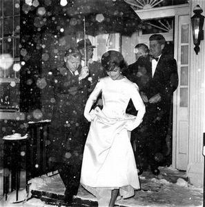 Jacqueline Kennedy, January 1961