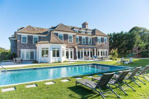 Home in the Hamptons