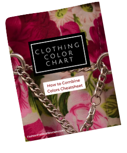 FREE Clothing Color Guide